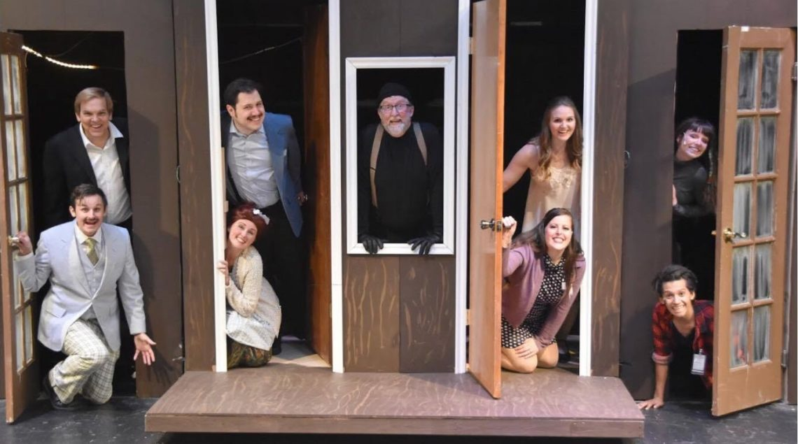 Northern Utah theater: See 'Noises Off,' 'Star Ward Christmas' and more